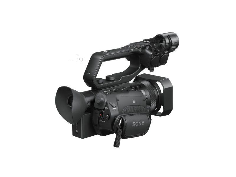 按下放大 SONY索尼PXW-Z90V便攜式XDCAM攝錄一體機 產品照片
