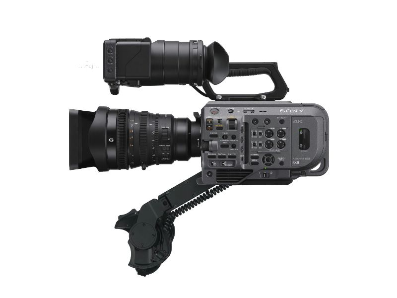 按下放大 SONY索尼PXW-FX9全幅6K攝影機組(含SELP28135G鏡頭) 產品照片