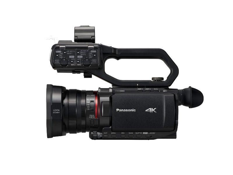 按下放大 Panasonic松下HC-X2000商用手持式攝錄影機 產品照片